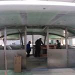 Titan deckhouse