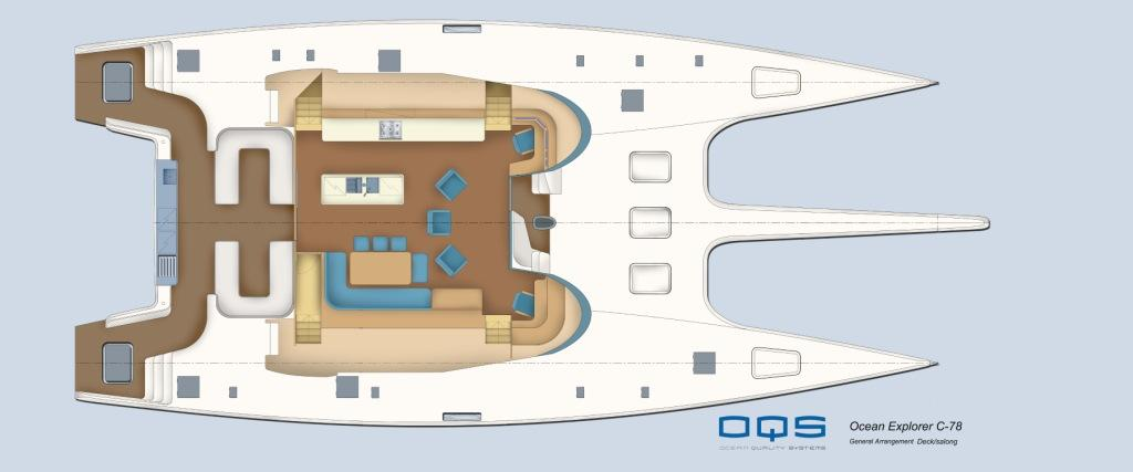 OQS C-78 GA deck web
